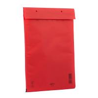 Koperta bąbelkowa D/14 200x275mm AirPro Color czerwona 100szt.