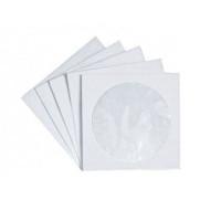 Koperta na CD/DVD 125x125mm NK okno 50szt.