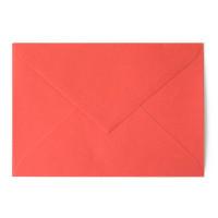 Koperta ozdobna B6 Galeria Papieru czerwona 20szt.