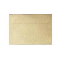 Koperta ozdobna B7 Galeria Papieru Pearl złota 10szt.