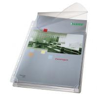 Koszulki groszkowe LEITZ A4 170mic na katalogi z klapką 5szt. 47573003