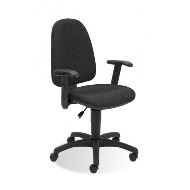 Krzesło NOWY STYL Webstar R Kontakt szare CU73