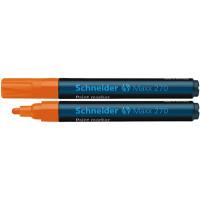 Marker olejowy SCHNEIDER Maxx 270 1-3mm pomarańczowy