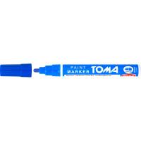 Marker olejowy TOMA TO-440 2,5mm niebieski