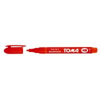 Marker olejowy TOMA TO-441 1,5mm czerwony