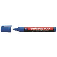 Marker permanentny EDDING 300 niebieski