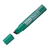 Marker permanentny PENTEL N50XL ścięty zielony