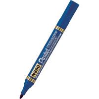 Marker permanentny PENTEL N850 okrągły niebieski