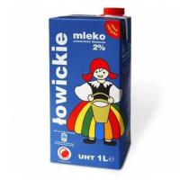 Mleko ŁOWICKIE 2,0% 1L