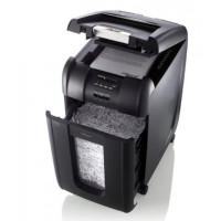 Niszczarka Rexel + 300X, konfetti 40l czarna