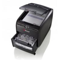 Niszczarka Rexel 60X, konfetti 15l czarna