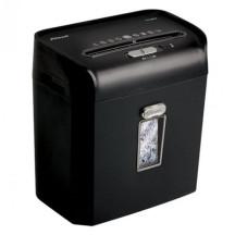 Niszczarka Rexel Promax RPX612, konfetti 12l czarna