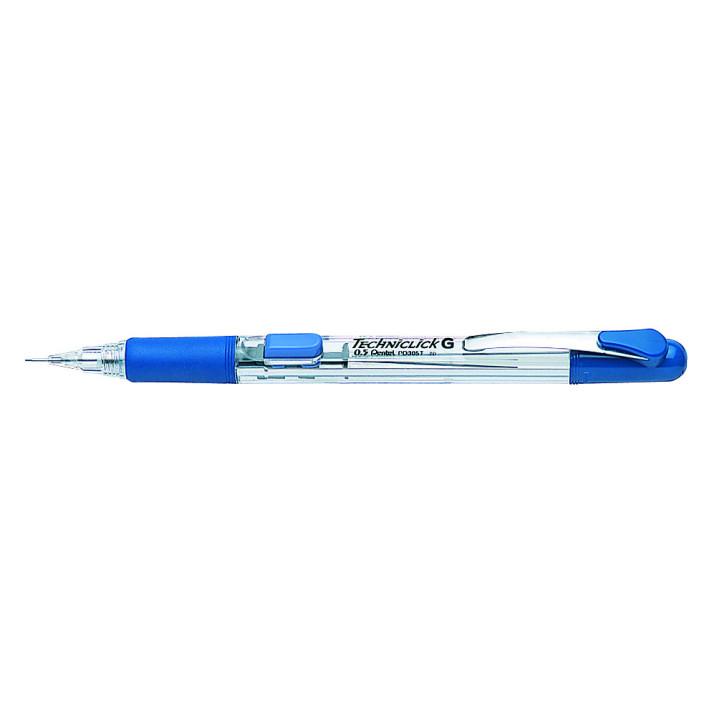 Ołówek automatyczny PENTEL PD305T Techniclick G niebieski