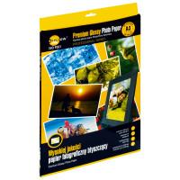 Papier fotograficzny YELLOW ONE A3 230g/m2 Premium błyszczący 20 ark. 3PPG230