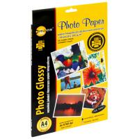 Papier fotograficzny YELLOW ONE A4 160g/m2 błyszczący 20 ark. L4G160