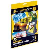 Papier fotograficzny YELLOW ONE A4 200g/m2 Premium błyszczący 20 ark. 4PPG200