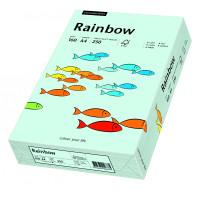 Papier RAINBOW A4 160g nr 82 jasno-niebieski do drukarki i ksero - ryza 250 ark.