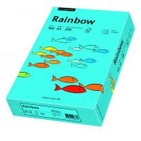 Papier RAINBOW A4 160g nr 87 niebieski do drukarki i ksero - ryza 250 ark.