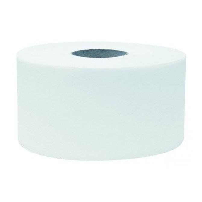 Papier toaletowy MINI JUMBO w roli biały 12szt.