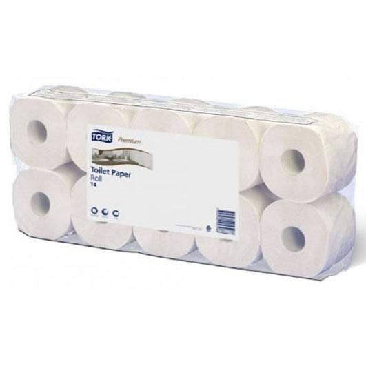 Papier toaletowy TORK Premium 3 warstwowy biały 10szt.