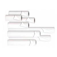 Papier wielkoformatowy w roli EUROPAPIER 80g/m2 841mmx50/50