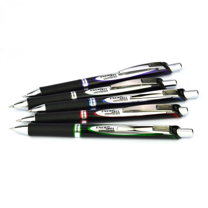 Pióro kulkowe PENTEL BLP77 typu Document Pen czarne