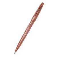 Pisak do kaligrafii PENTEL SES15 brązowy