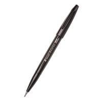 Pisak do kaligrafii PENTEL SES15 Brush Sign Pen czarny