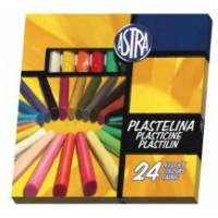 Plastelina Astra 24 kolory