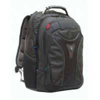 """Plecak WENGER Carbon Apple 17"""" 320x480x230mm, czarny"""