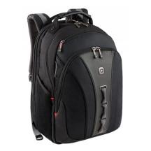 """Plecak WENGER Legacy 16"""" 330x440x220mm, czarny/szary"""