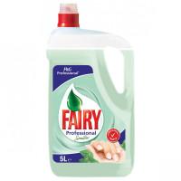 Płyn do mycia naczyń FAIRY Sensitive, profesjonalny, 5l