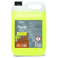 Płyn do mycia podłóg CLINEX FLORAL CITRO uniwersalny 5L