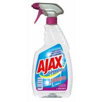 Płyn do mycia szyb AJAX Super Efekt, pompka, 500ml