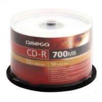 Płyta CD-R OMEGA cake 50szt.