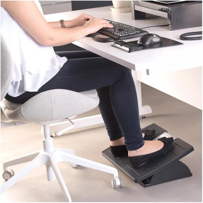 Podnóżek Microban Office Suites Fellowes Czarny 8035001 Dlabiura24 Pl