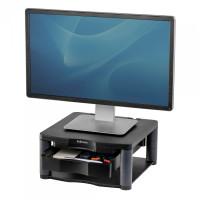 Podstawa pod monitor FELLOWES z szufladą/copyholderem