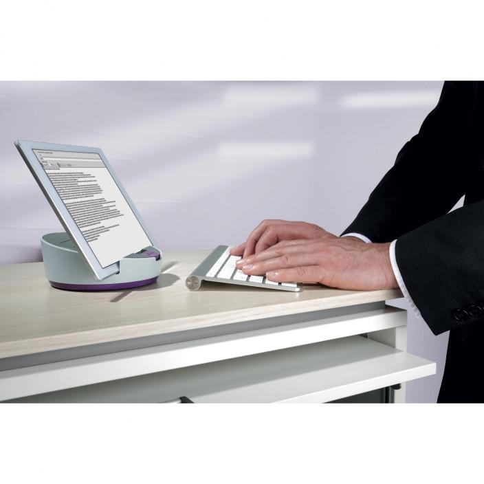 Podstawka do tabletu DURABLE VARICOLOR Smart Office antracytowy