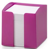Pojemnik na karteczki DURABLE Trend różowy