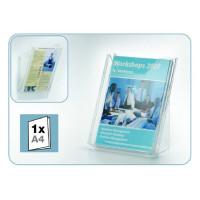 Półka na ulotki DURABLE Combiboxx 8578-19 A4 transparentna