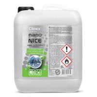 Preparat do dezynfekcji układów klimatyzacji i wentylacji CLINEX Nano Protect Silver Nice 5L