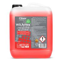 Preparat do mycia sanitariatów i łazienek CLINEX W3 Active BIO 5L