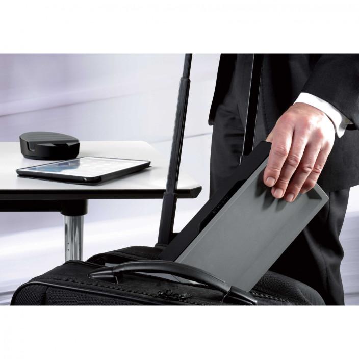 Przybornik mobilny DURABLE Varicolor Smart Office antracytowy