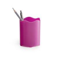 Przybornik na długopisy DURABLE Trend różowy