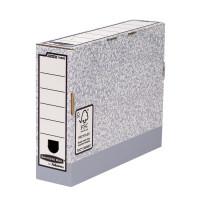 Pudełko na akta FELLOWES Bankers Box System z FSC® FastFold 80mm opakowanie 10 szt.