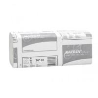 Ręcznik papierowy w składce Z-Z KATRIN 36170 2 warstwowy celuloza biały 3200szt.
