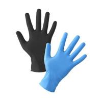 Rękawice nitrylowe (lateksowe) 100szt., rozmiar S