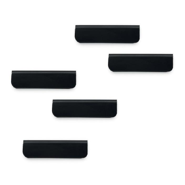 Samoprzylepny klips magnetyczny DURABLE DURAFIX? CLIP 60 mm, 5 sztuk czarny