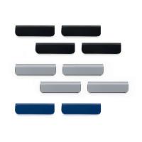 Samoprzylepny klips magnetyczny DURABLE DURAFIX® CLIP 60 mm, 10 sztuk, mix kolorów