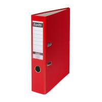 Segregator BANTEX Budget A4 75mm czerwony 400044101